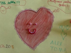 Mesaj Alex Toma