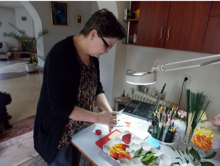 Povestea beclenarei Marinela Mureșan, care a renunțat la catedră pentru o pasiune rară