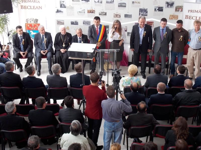 Deschiderea Zilelor Orașului Beclean, în prezența oficialităților – GALERIE FOTO