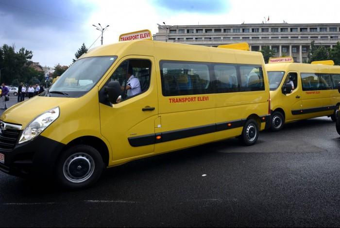 Becleanul va primi un microbuz școlar NOU-NOUȚ, cumpărat din bani guvernamentali