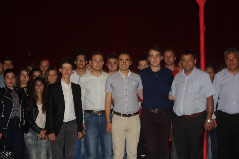 Tineretul Social Democrat și-a ales liderul la Beclean. Cine este noul președinte