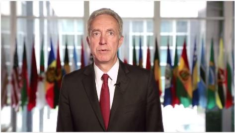 VIDEO – Primul mesaj pe care l-a transmis ambasadorul SUA la București, în română