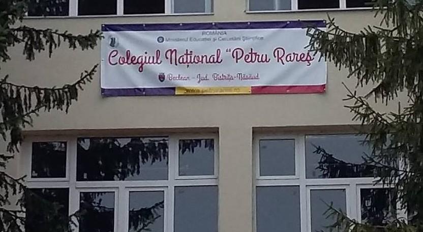 """Unde va avea loc festivitatea de deschidere a noului an școlar la Colegiul Național """"Petru Rareș"""""""