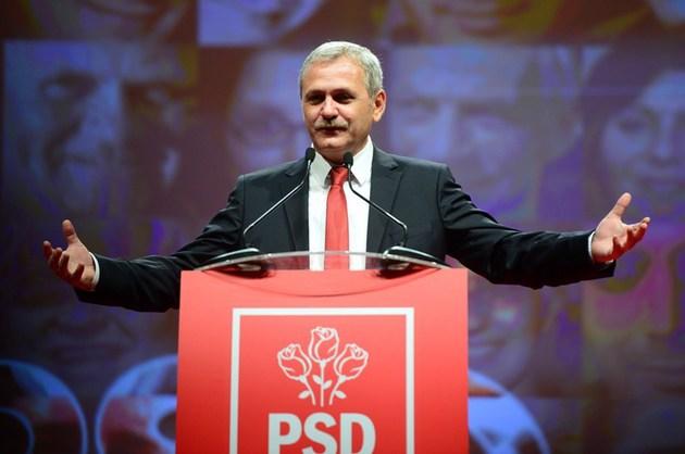 """Liviu Dragnea: """"Vreau să fac echipă la Congres cu Valeriu Zgonea, ca preşedinte executiv"""""""