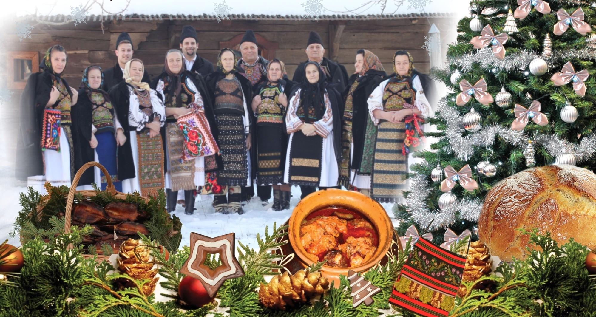 Crăciun în Bistrița-Năsăud! Argument pentru Crăciun