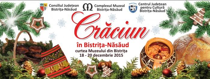 Crăciun în Bistrița-Năsăud. Zile de poveste cu tradiții cu bucate pe alese