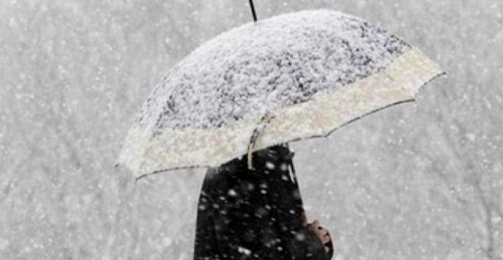 Cod galben de ninsori în județul Bistrița-Năsăud! Iată anunțul oficial