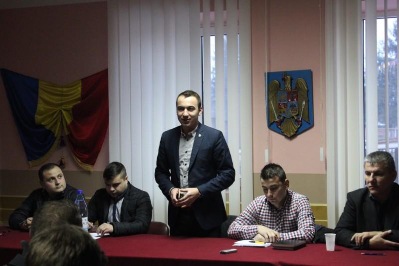 TSD Monor are un nou lider! Despre cine este vorba și ce mesaj a transmis președintele TSD Bistrița-Năsăud