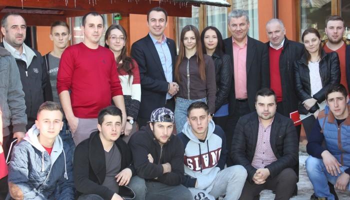 Noul lider al TSD Lunca Ilvei este o tânără studentă! – FOTO