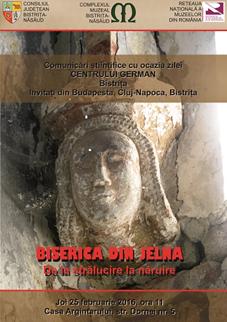 """""""Biserica din Jelna. De la strălucire la năruire"""", la Ziua Centrului German Bistrița"""