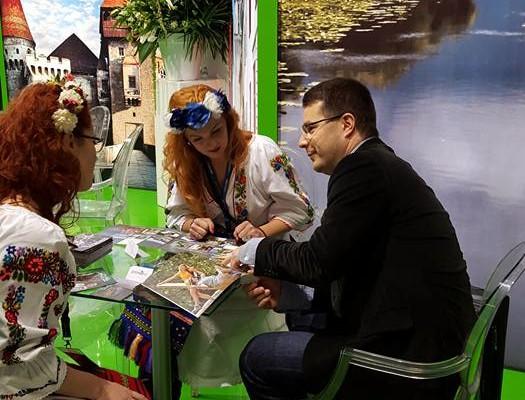 Stațiunea balneară Băile Figa, promovată în PREMIERĂ la Târgul Internațional de Turism de la Berlin! – FOTO