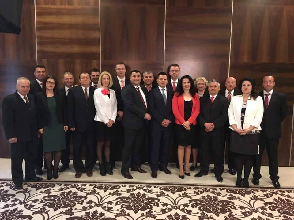 Nicolae Moldovan va candida pentru al 5-lea mandat. Iată care este echipa de consilieri locali PSD