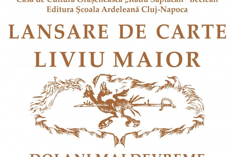 Eveniment special la Beclean: lansarea de carte a academicianului Liviu Maior. Când va avea loc evenimentul