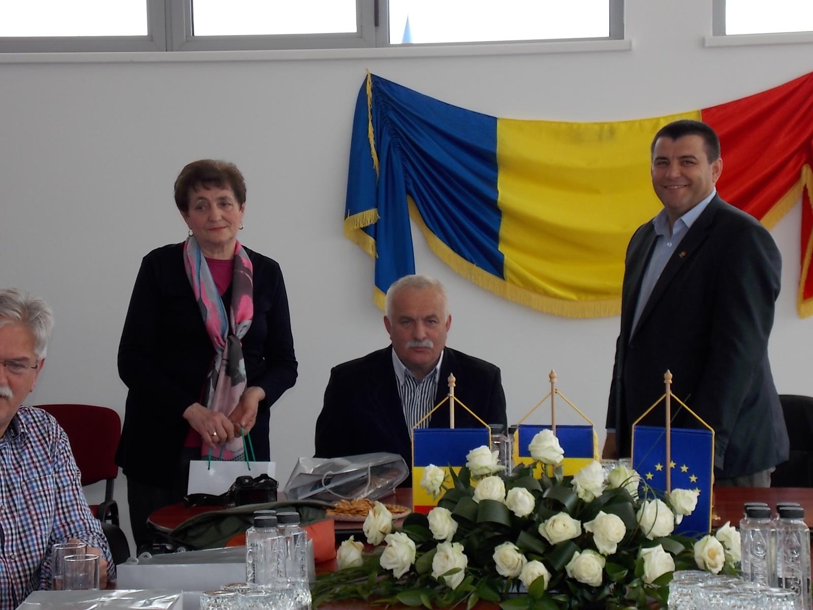 Reprezentanții Camerei de Agricultură din Polonia, în vizită la Beclean. Ce i-a impresionat aici – FOTO