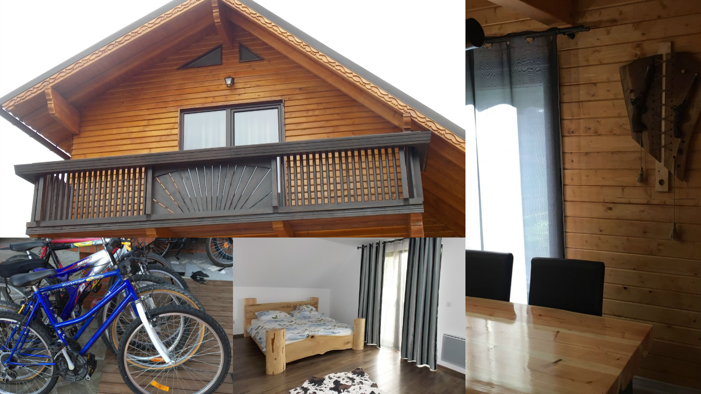Cum arată cabana Prestige, singura de la Băile Figa ce le oferă turiștilor biciclete incluse în prețul de cazare – FOTO