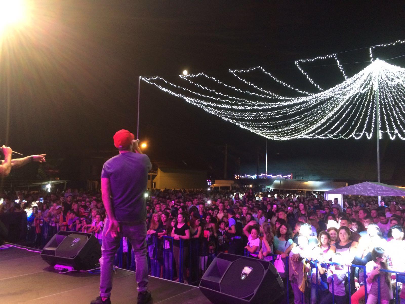 Zilele Becleanului 2016. Prima zi de concerte, în fața unui public numeros. Mesajul primarului Nicolae Moldovan – FOTO