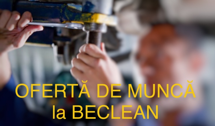 OFERTĂ DE MUNCĂ! Se angajează mecanic auto la BECLEAN