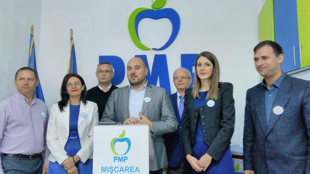 Un beclenar deschide lista candidaților PMP Bistrița-Năsăud pentru Senat