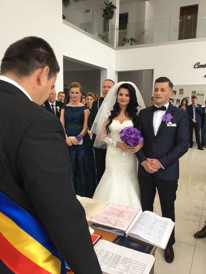 """Cristina Retegan și Darius Țibrea au spus """"DA""""! Casă de piatră! FOTO"""
