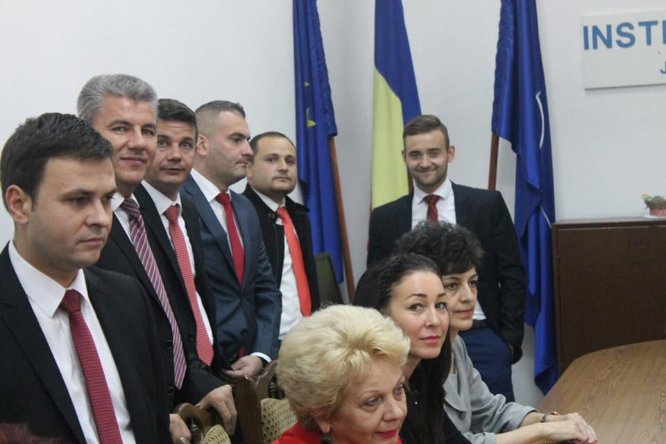 E oficial! Candidații PSD din Bistrița-Năsăud și-au depus candidatura pentru alegerile parlamentare din 11 decembrie – FOTO