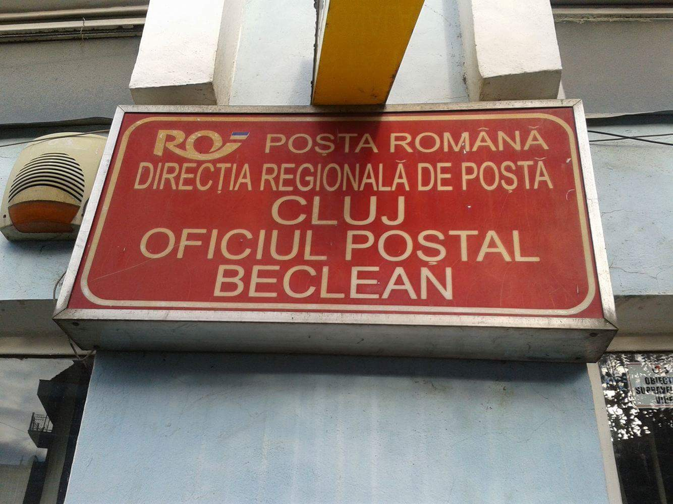 Protest spontan la Oficiul Poștal din Beclean. Iată motivul – FOTO
