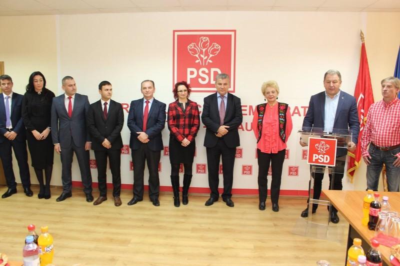 PSD și-a prezentat candidații care vor participa la alegerile parlamentare. Ce mesaj le-a transmis președintele Radu Moldovan