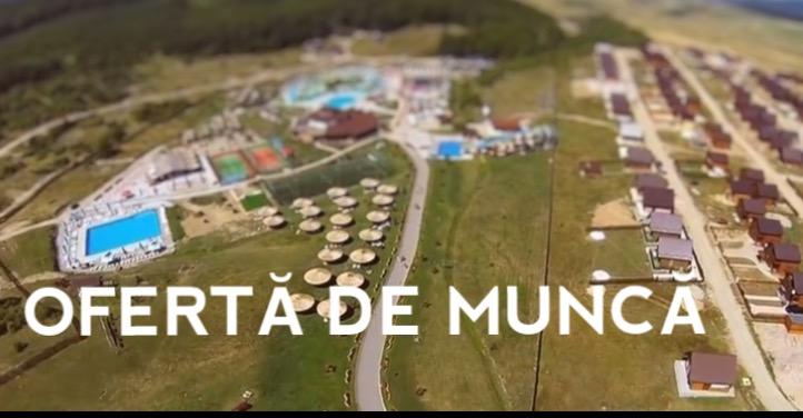 Ofertă de muncă cu salariu atractiv pentru sezonul estival 2017 la Băile Figa