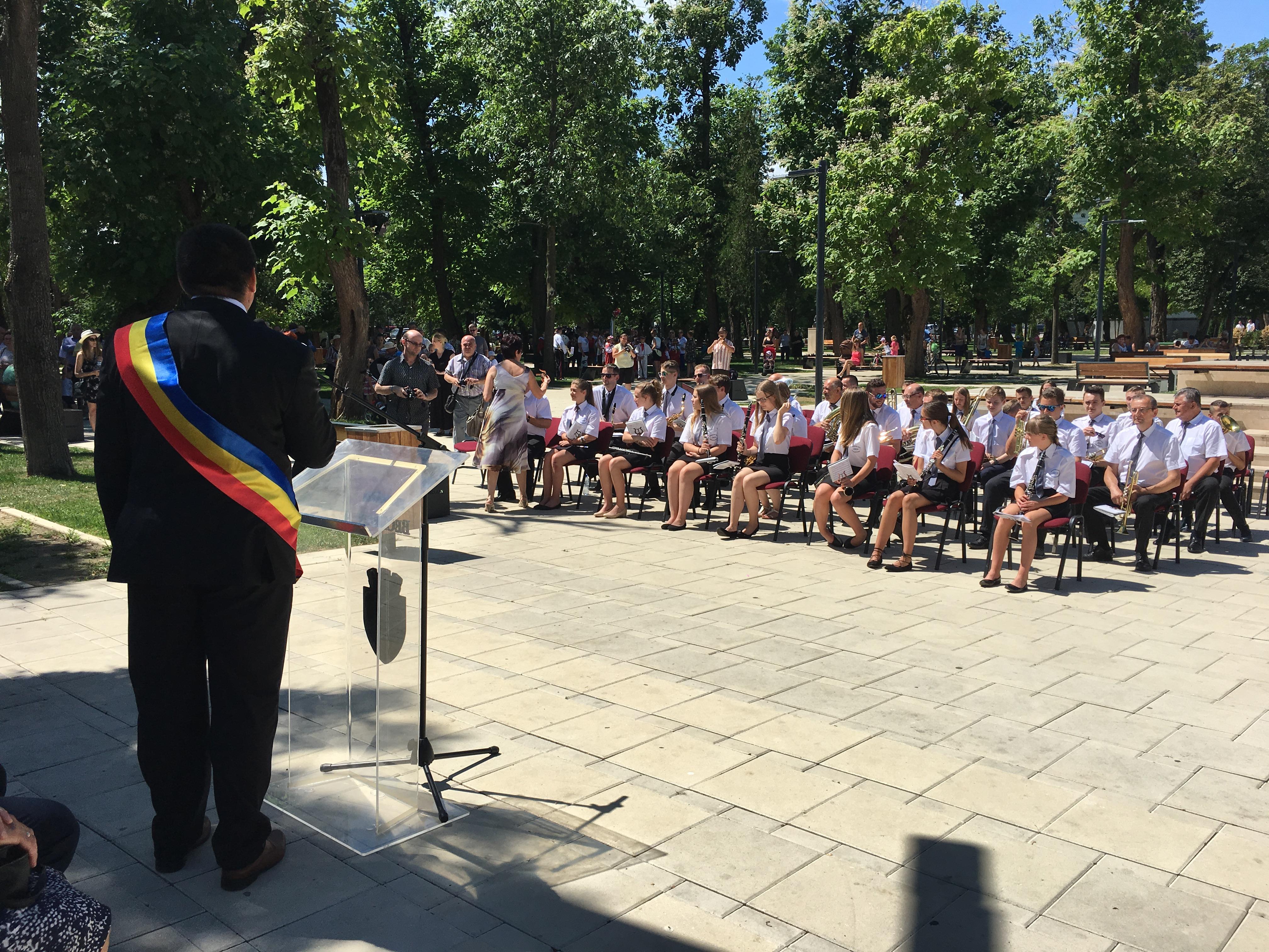 Zilele Becleanului 2017. Iată cum s-a desfășurat deschiderea oficială a evenimentului – FOTO