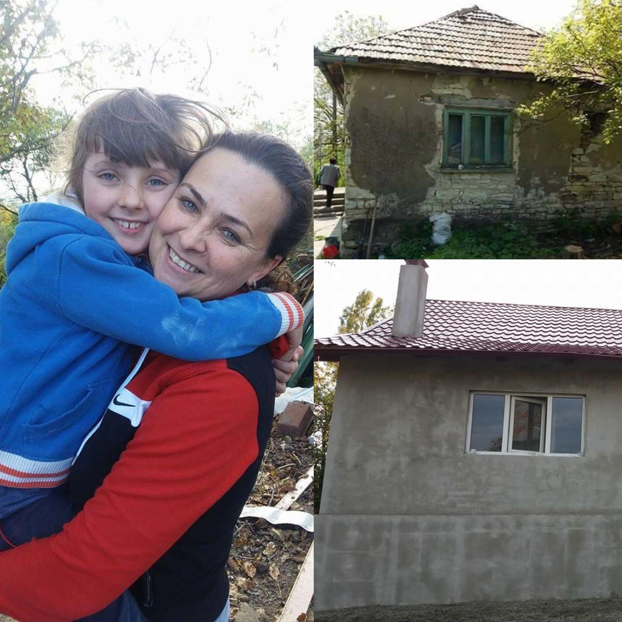 Căsuța Mariei a prins contur, însă proiectul încă mai are nevoie de sprijinul celor cu suflet mare! Care este situația și cum pot ajuta donatorii – FOTO