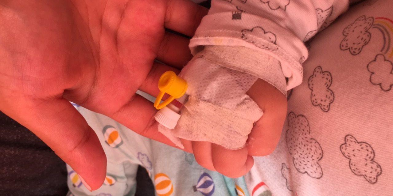 Un gând sincer: cum a fost la Spitalul Orășenesc Beclean atunci când am fost internată alături de fiul meu răcit