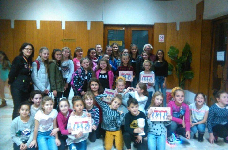 Dansatorii Clubului Copiilor Beclean au ajuns pe podium la Festivalul Național de Dans Modern – FOTO