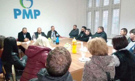 Consilierul local Caius Cârcu, ales președinte al PMP Beclean. Iată ce mesaj a transmis