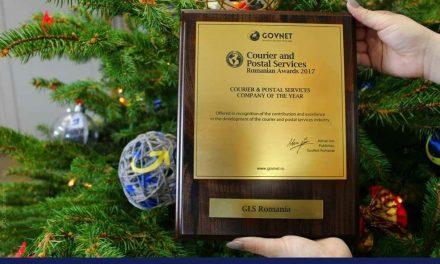 """Firma de curierat GLS a câștigat primul pentru """"Cea mai bună companie de curierat a anului 2017 din România"""". Iată numărul curierului din zona noastră"""