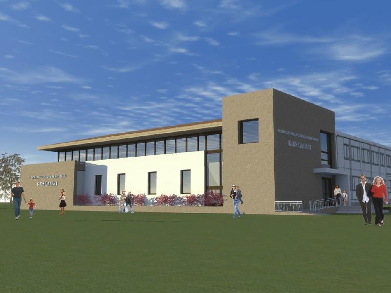 Primăria Beclean va demara în 2018 proiectul de construcție al Centrului Multifuncțional. Iată ce activități ar putea găzdui acesta