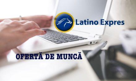 Compania Latino Expres face angajări pentru munca de birou! Iată ce persoane se caută