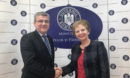 Care a fost primul lucru pe care l-a făcut ministrul Ioan Deneș după preluarea conducerii Ministerului Apelor și Pădurilor – FOTO