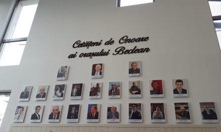 Lista completă a tuturor persoanelor care au primit până în prezent titlul de cetățean de onoare al orașului Beclean