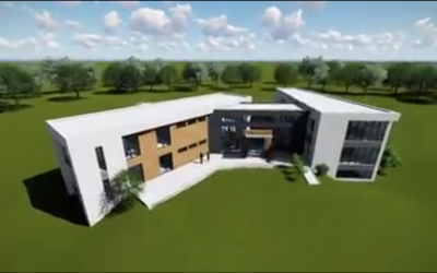 Iată cum va arăta noul Centru Social de Zi de la Beclean. Mesajul transmis de primarul Nicolae Moldovan – VIDEO