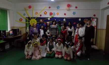 """""""Primăvara sufletelor de copii"""", la CSEI Beclean. Cum s-a desfășurat una dintre cele mai frumoase activități făcută de copiii cu nevoi speciale – FOTO"""