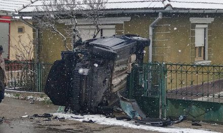 Accident la Reteag! Trei persoane au ajuns la spital după ce două autoturisme s-au ciocnit – FOTO