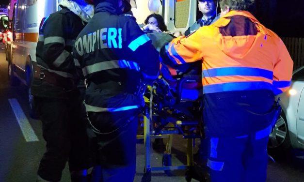 Accident grav la Dobric! Patru tineri au ajuns la spital după ce mașina în care se aflau s-a izbit de un gard – FOTO