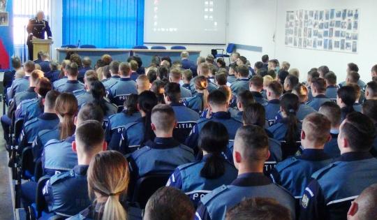 S-a dat startul înscrierilor la Școala de Poliție! Ce condiții trebuie să îndeplinească toți candidații