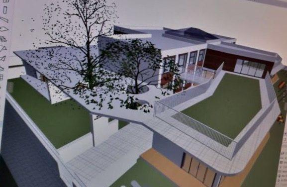 """Cum va arăta Grădinița """"Albă ca Zăpada"""" din Beclean după modernizare. Primarul Nicolae Moldovan a publicat primele fotografii cu proiectul"""