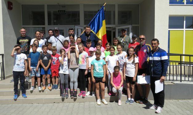 """Elevii Colegiului Național """"Petru Rareș"""" Beclean, premianți la Olimpiada Națională a Sportului Școlar – FOTO"""