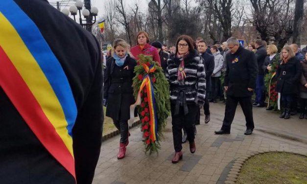 Ceremonial dedicat Zilei Eroilor, la Beclean. Orășenii sunt invitați să participe la eveniment