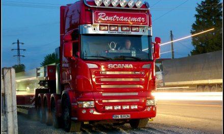Compania Rontransmar își mărește echipa! Se caută șofer profesionist pentru transporturi agabaritice. Iată toate detaliile