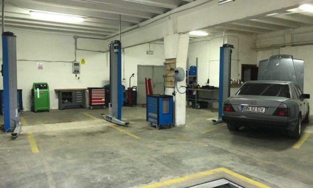 Cel mai nou service auto din Beclean și-a deschis porțile! Iată unde se află EIV Autoservice și cum arată atelierul – FOTO