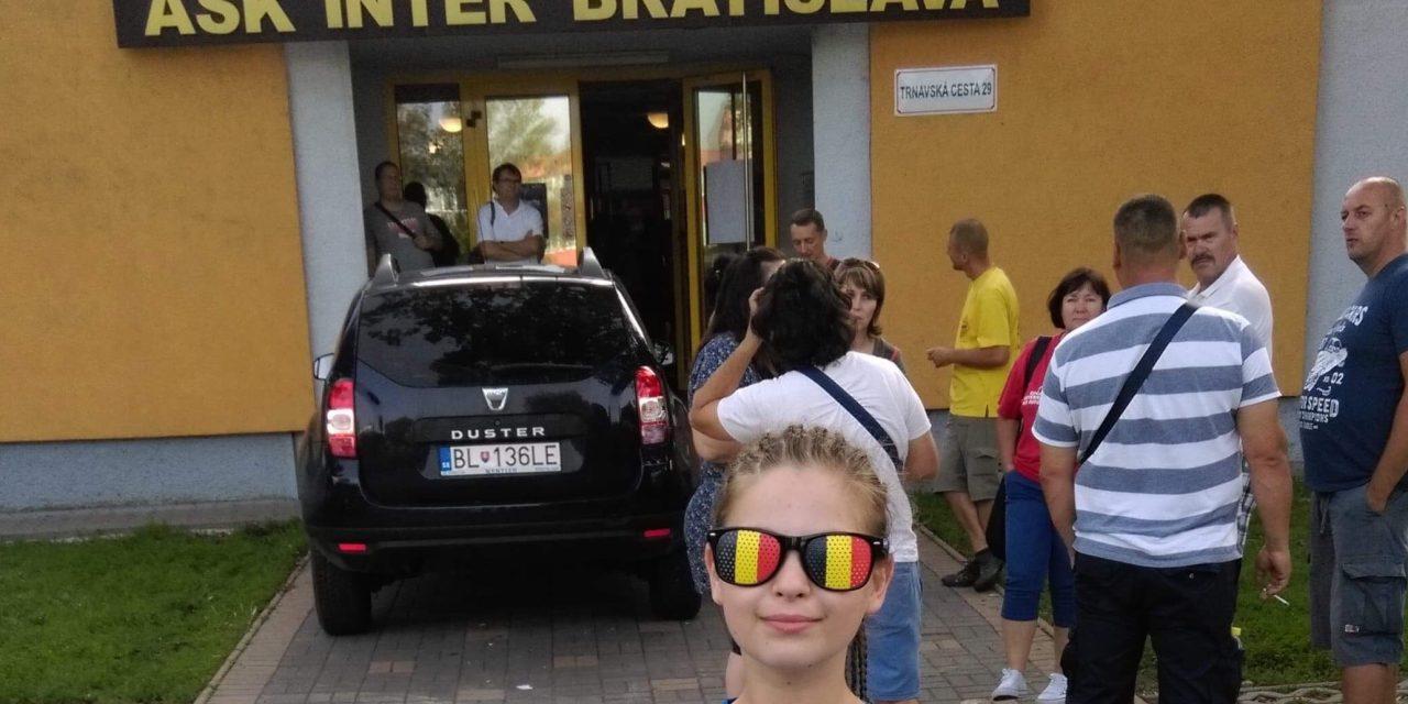 Luptătoarea sportivă Luiza Bindea reprezintă România la Bratislava, unde are loc zilele acestea Open Championship Taekwondo