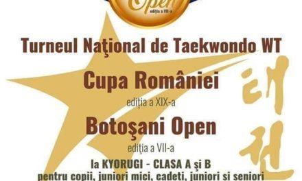 Aur, argint și bronz! Sportivii beclenari au reușit să obțină rezultate extraordinare la Cupa României la Taekwondo, dar și la Open Botoșani. Iată toate rezultatele – FOTO