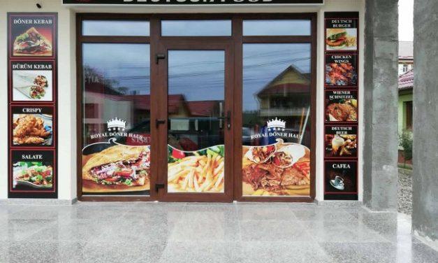 Se redeschide Royal Döner Kebab, noua șaormerie din Beclean! Iată unde se află noul local și cum arată – FOTO